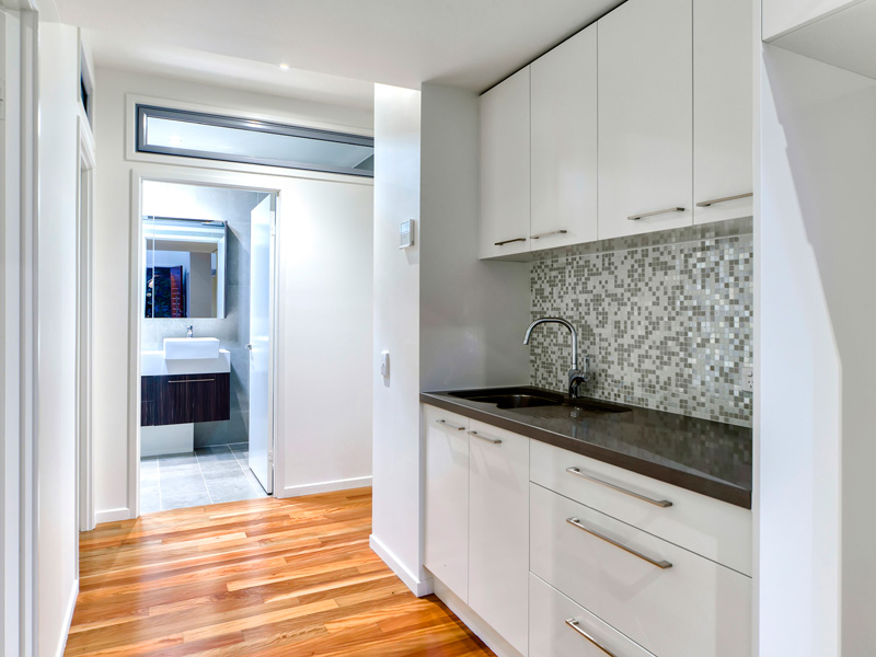 konstruct modern kitchenette brisbane